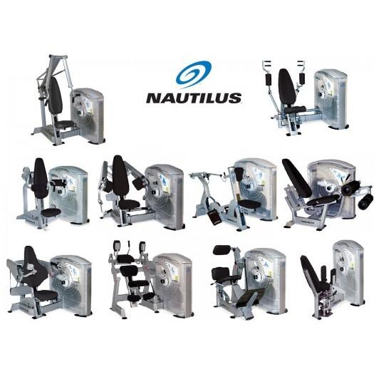 Nautilus One zestaw 10-ciu maszyn siłowych